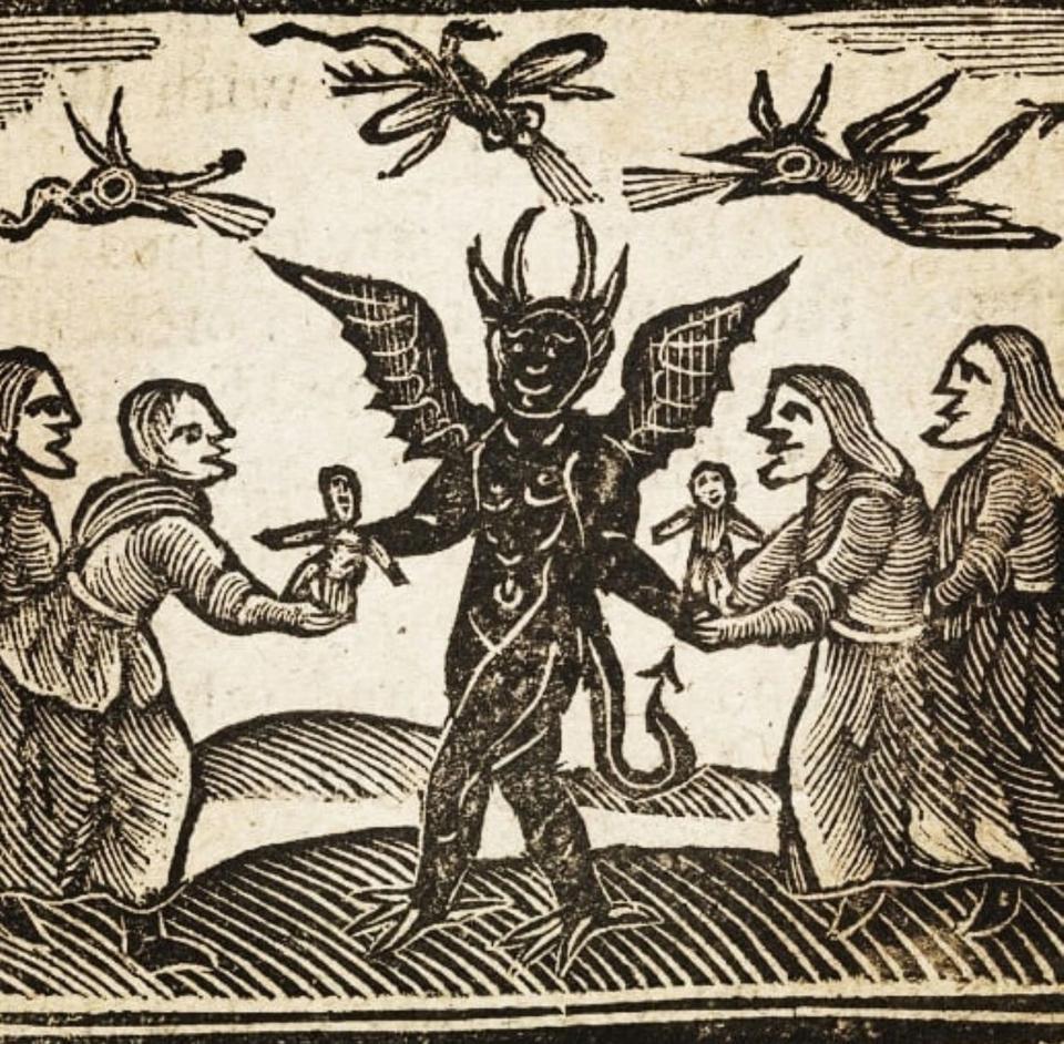 demon making friends