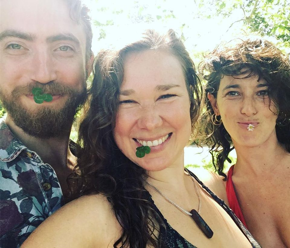 Peia, Liron Meyuhas and Rob Taylor via Instagram