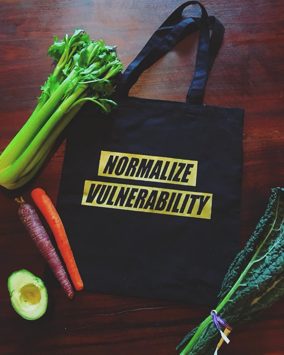 Normalize Vulnerability Tote by Blessed Up Threads