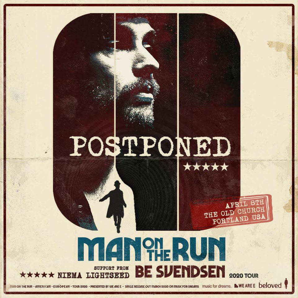 Man on the Run - Be Svendsen